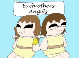 Each others angels by Tredis