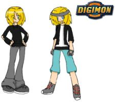 DigiDestined: Danny by AJgirl