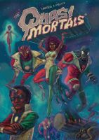THE QUASI MORTALS preview by RalphNiese