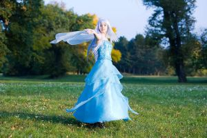 Meadow Fairy by ChristophGerlach