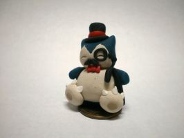 Snorlax Pennymon (Gentlemanly) by ninjazzy