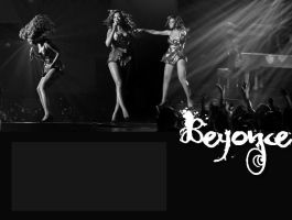 Layout Beyonce by deemoow