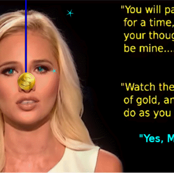 Tomi Lahren Meets The Ghost Clown Animation by The-Mind-Controller