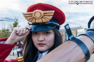 25 Oct MCM LON Team Fortress 2 RED Soldier by TPJerematic