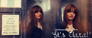 Its Clara - Doctor Who Series 8 Design by feel-inspired