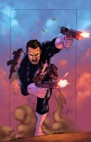 Punisher by zaratus