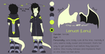 Reference Sheet: Lenu by SevBD