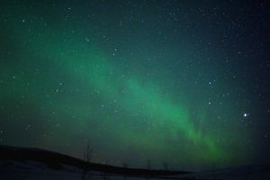 Northern Lights by Esveeka-Stock