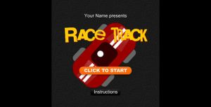 Race Track Game by flashdo