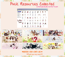 Pack Resources Collected - @by CreamyLuAh by CreamyLuAh
