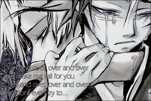 Over and over I fall for you.. by Mrs-DarkDonado
