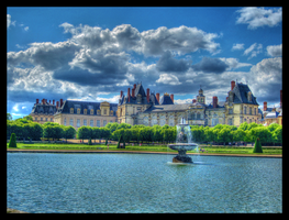 Fontainebleau IV by BluePalmTree