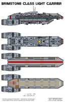 Brimstone class Light Carrier by The-Electromage