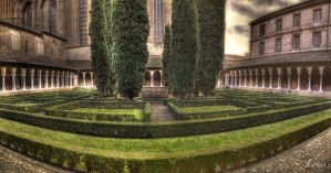Cloitre des Jacobins - Toulouse by Louis-photos