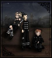 Gothic Team 10 by DragonKissed