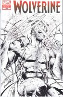 Weapon X sketchcover by adelsocorona