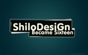 shilodesign became sixteen . by ShiLo33