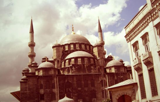 Istanbul by xMaritjee