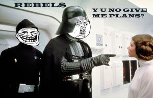 Meme Wars: A New Hope by Grimful