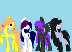 Group Picture by EmaRoseF