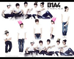 B1A4 by Azian-Princess
