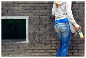 Window with a view. by tupid