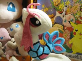 Milotic Pokedoll by aSourLemon
