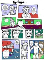 Ghostbucket fancomic by Jety-Lefr