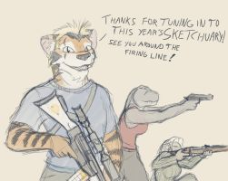 Sketchuary 02-28-2013 by Drake-TigerClaw