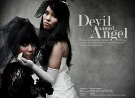 Devil Named Angel by divalynn