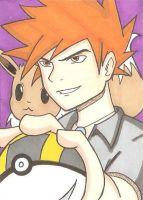 Gary Oak SC by Elvatron