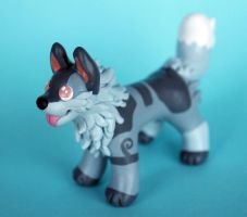 Toli sculpture for Sekaryu by SculptedPups