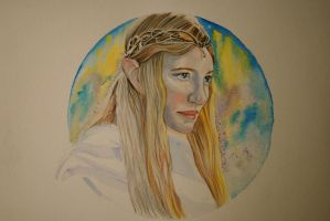 Galadriel by ShanghaiSarah