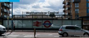 Walthamstow Central by TPJerematic