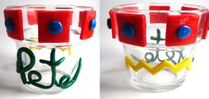 Pete's Pencil Cup by SarahRose