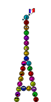 Eiffel Tower of Emotes by noname4you