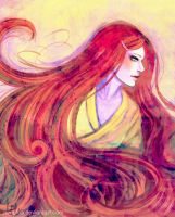 .:Kushina:. by irenukia