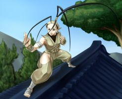 SF Tribute Ibuki by clvago