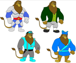 Leo Lionheart's Outfits (CCB-18) by CCB-18