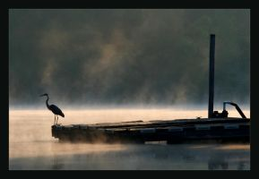 the morning watch_ by Gromitsend