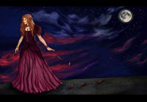 Request -- Night Child: Mandalay by amirafox