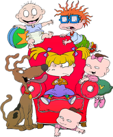 Rugrats by nosrefets