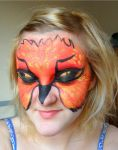 Fawkes by JessicatPaintsFaces