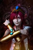 Magi:The labyrinth of magic. Kouha Ren by GeshaPetrovich