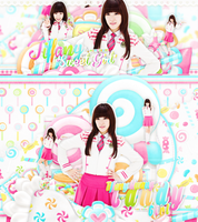 [PSD] Tiffany - Candy Sweet Girl by pomzwon01