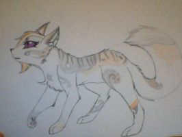 Spottedfeather's new design! by Ravenflightsshadow1