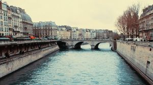 Seine river by MrsClarify