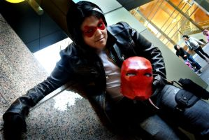 Jason Todd: Inconspicuous. by kay-sama