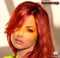 Firestar - HOT by TheSnowman10