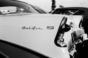 Chevy Bel Air by blueomni87